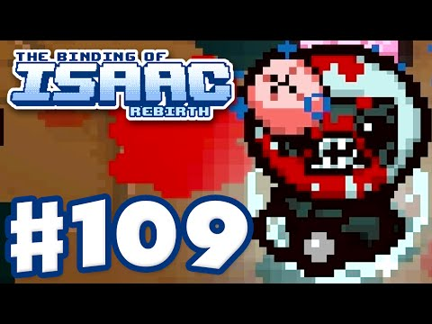 The Binding of Isaac: Rebirth - Gameplay Walkthrough Part 109 - Lazarus vs. ???! (PC)