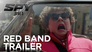 Spy | Official Red Band Trailer [HD] | 20th Century FOX