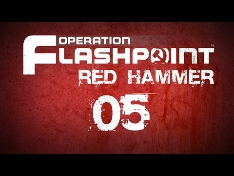 Под огнем (Operation Flashpoint Red Hammer) - 05
