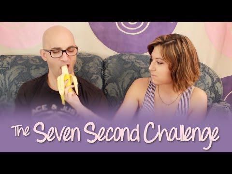 THE SEVEN SECOND CHALLENGE | ft. Matt!