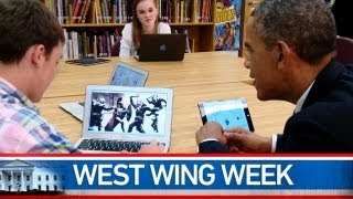 West Wing Week: 06/07/13 or