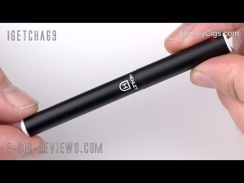 REVIEW OF THE HENLEY ELECTRONIC CIGARETTE