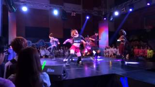 Crewplayers Hi-Five Showcase-Aug 31 2014-Tutors Performance