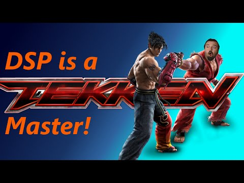 DSP is a Tekken master! Part 1/4