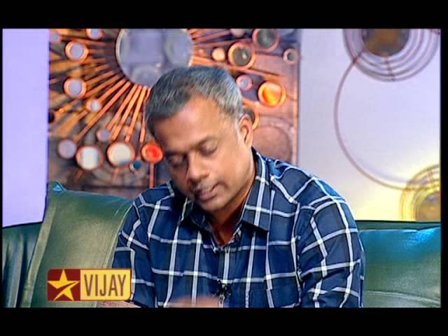 Koffee with DD - Gautham Menon and Arun Vijay   15th February 2015   Promo 1