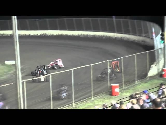 Race Recap | POWRi Midgets | Tri-City Speedway