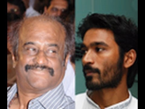 Iam a Trailor.Rajini is the Main Picture says Dhanush