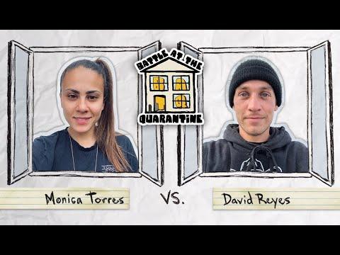 Monica Torres Vs. David Reyes   BATQ