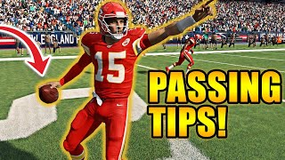 Madden 20 - The Top 5 Tips To Mastering The Passing Game!