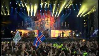 Клип Slipknot - Before I Forget (live)