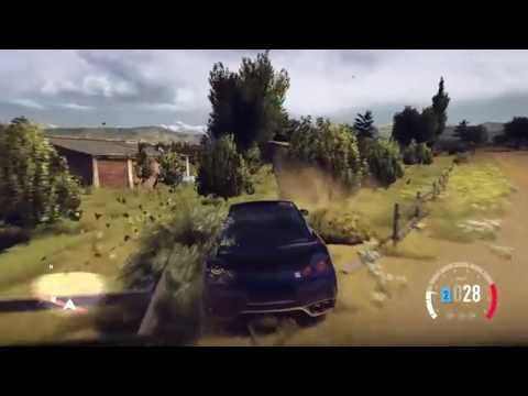 Forza Horizon 2 Presents Fast & Furious - Barn Find Location and Gameplay