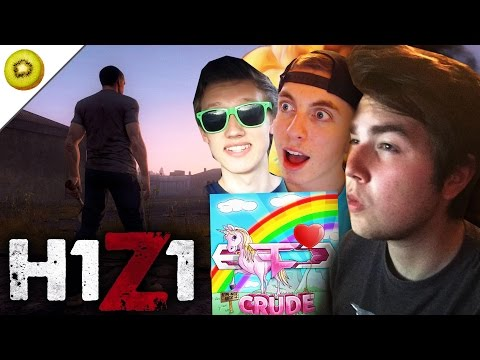 BENVOLIO?! - ft. Red Reserve, Crude (H1Z1 Funny Moments)