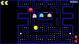 """""""Pac-Man 5"""" (a remake, beta v0.66)"""
