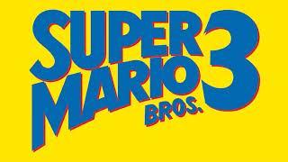 Ice Land (NTSC Version) - Super Mario Bros. 3