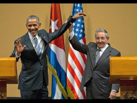 Las respuestas de Raúl Castro en la rueda de prensa de Obama en Cuba