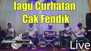 Lagu Curhatan Cak fendik - Buk4n yg Pert4m4 - Live Pendowo ndeso - Musik76