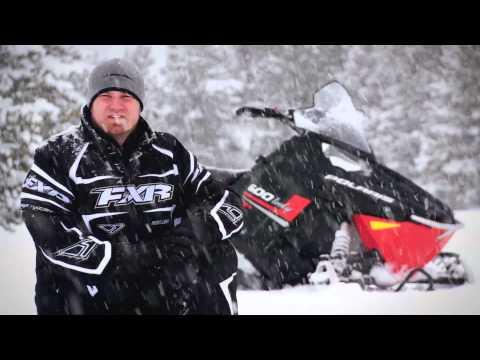 TEST RIDE: 2013 Polaris Indy 600 SP