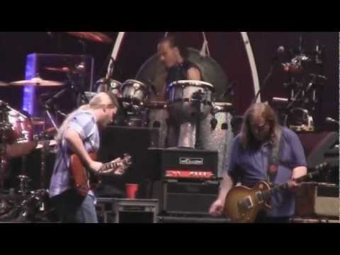 Allman Brothers Band ABB Midnight Rider Whipping Post Night 2 Boston Aug 2012