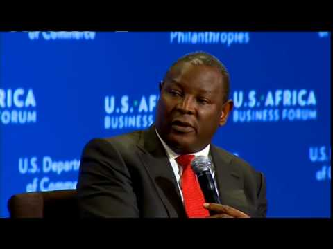 U.S.-Africa Leaders Summit: Open Markets - Enhancing the Africa of Tomorrow