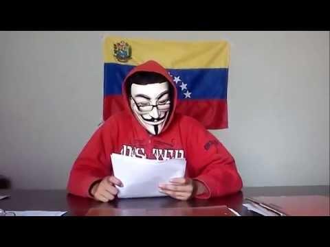 Anonymous Llama a Unirse Al 350