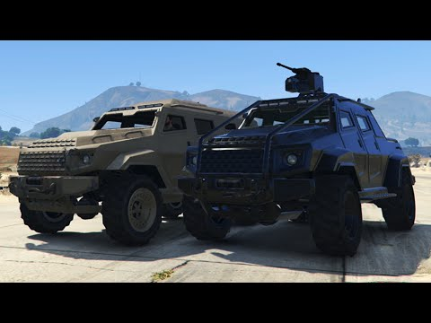 GTA 5 Online Heist Cars NEW HVY INSURGENT! How To Unlock HVY INSURGENT (GTA 5 Heist DLC)