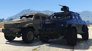 GTA 5 Online Heist Cars NEW HVY INSURGENT! How To Unlock HVY INSURGENT (GTA 5 Heist DLC)
