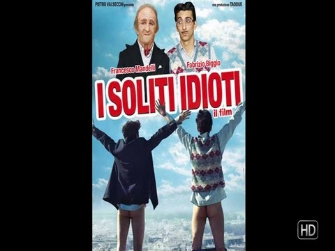 I soliti idioti – Trailer Italiano