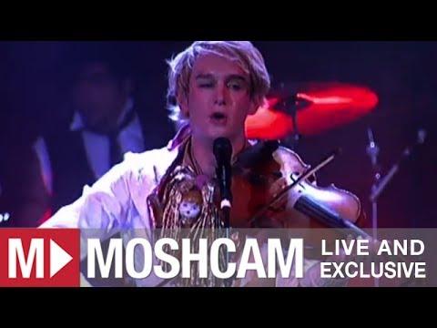 Patrick Wolf - Damaris   Live in Sydney   Moshcam