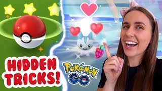 Top Pokémon GO Tips & Tricks for EXTRA Stardust, Candy, Eggs & MORE!