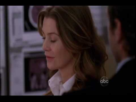 Grey's Anatomy the Proposal Derek and Meredith from Elevator Love Letters Video