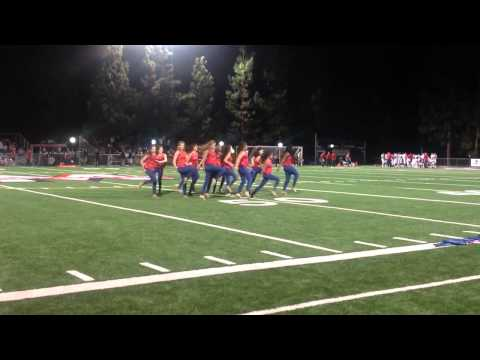 "Maranatha High School Dance Team 2014-15: La Salle; ""Latin - 09/20/2014"