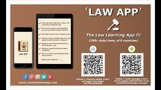 Amazing surprise for Law Learners, Law Professionals ...........