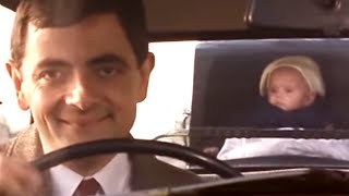 Hello Baby   Funny Clips   Mr Bean Official