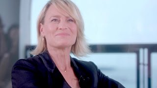 Robin Wright's Women in Motion at Cannes Film Festival – With Ramin Setoodeh