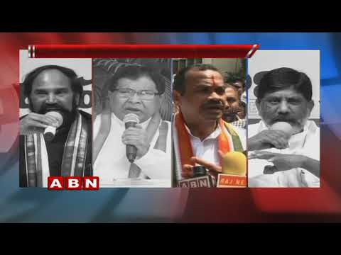 TCongress Leaders Criticises KCR over comments on Gandhi family