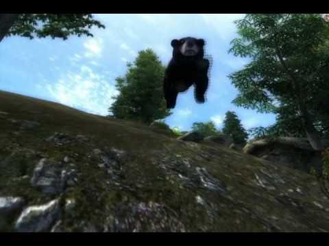 Oblivion - Bear Rolling video