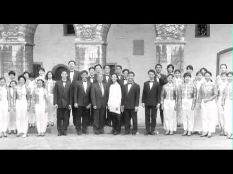 Radio broadcast (Sveriges Radio P4 Kristianstad) -- Singapore Youth Choir (1994)