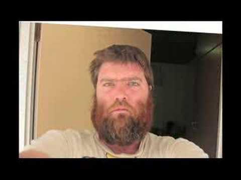 Growing a Beard - 5 Months of Beard Growth in 1 minute