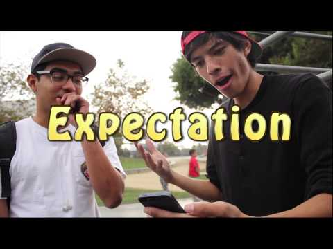 Expectations vs Reality: Skateboarding