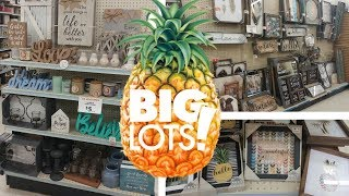 COME WITH ME TO BIG LOTS!!!   BEAUTIFUL NEW DECOR