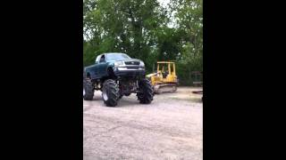 "Mud truck "" foolish money"""