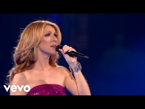 Céline Dion - The Power of Love (Live in Boston)
