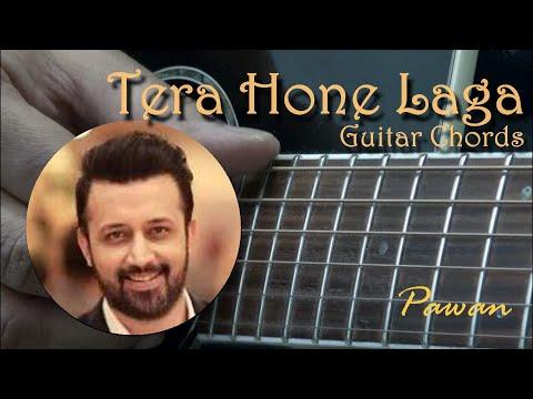 Tera Hone Laga Hoon - Ajab Prem Ki Ghazab Kahani - Guitar Chords Lesson video