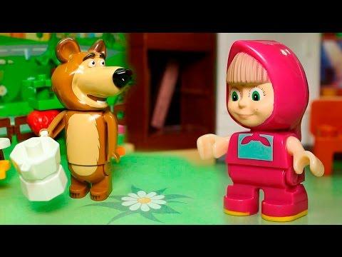Маша и медведь все серии подряд без остановки 2017 года новая модель