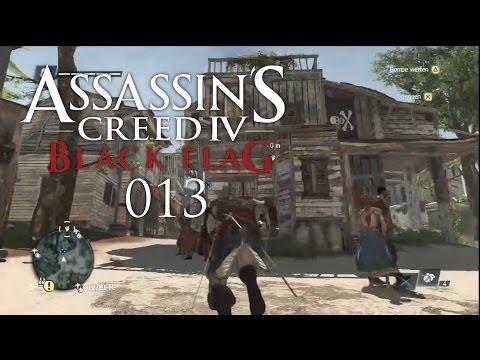 Assassin'S Creed 4: Black Flag #13 - Nassau aufräumen..! [Blind/HD] - Let's Play Assassins Creed 4!