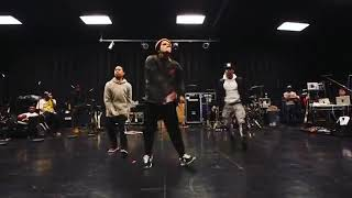 Download Lagu Bruno Mars | Ensayando Finesse 🙊 Gratis STAFABAND