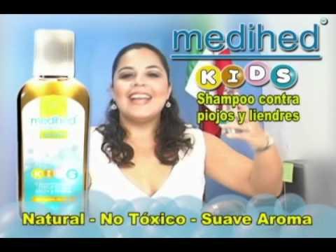 Kids Shampoo Natural Shampoo Medihed Kids Contra