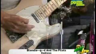 Badness - Blondie--g--d And The Pilots @ MAD Day Live