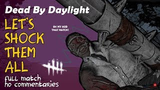 DEAD BY DAYLIGHT: Let's shock them all #19 🔌