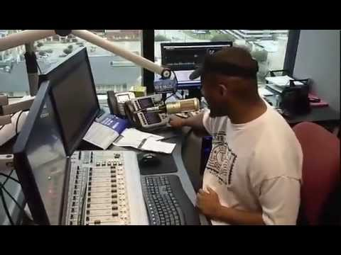 MC Marcus Chapman proves a radio contest isn't rigged May 2015
